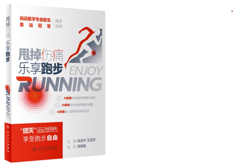 Get rid of the pain and enjoy running/甩掉伤痛 乐享跑步