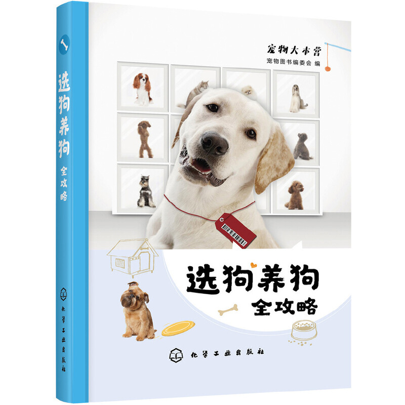 Dogs selection and raising/选狗养狗全攻略