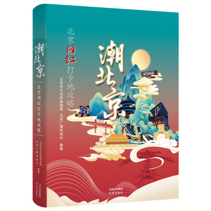 A guide for popular places in Beigjing/醉潮北京∶北京网红打卡地攻略
